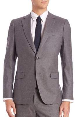 Theory Slim-Fit Malcolm Wool Jacket