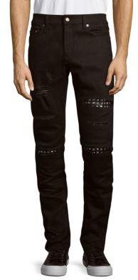 Stud Jeans $1,190 thestylecure.com