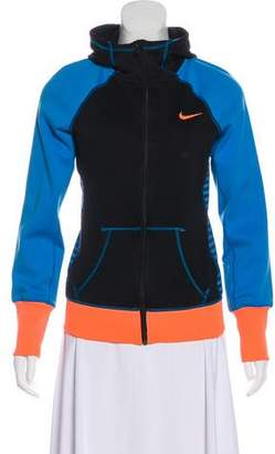 Nike Long Sleeve Athletic Jacket