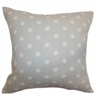 The Pillow Collection Rennice Ikat Dots Bedding Sham The Pillow Collection