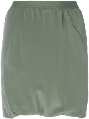 Rick Owens casual skirt-shorts