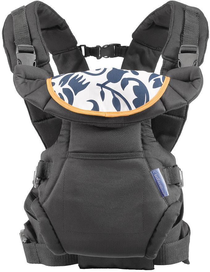Infantino Flip Carrier - Black