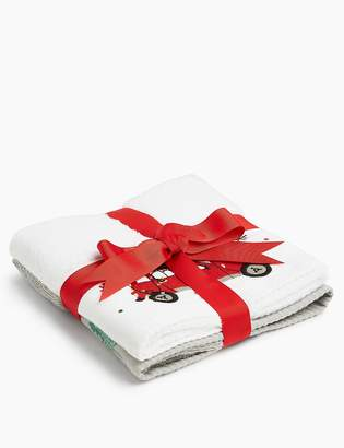 Marks and Spencer Driving Home For Christmas Embroidered Gift Packs