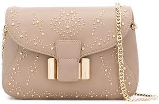 Liu Jo Ticinese studded shoulder bag