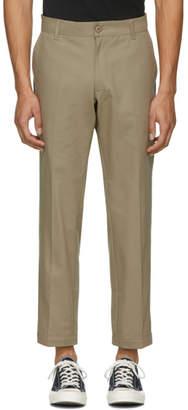Noon Goons Khaki Club Trousers