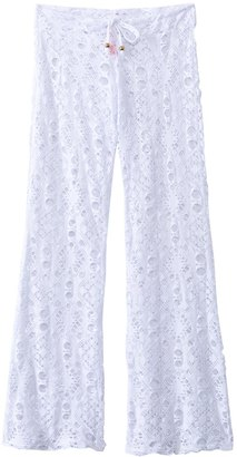 PilyQ Girls' Love me Lace Cover Up Pant 8129275 $36 thestylecure.com