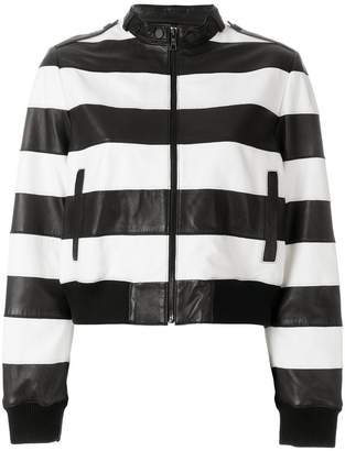 Alice + Olivia (アリス オリビア) - Alice+Olivia striped jacket