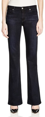 AG Angel Flare Jeans in Dark Wash - 100% Exclusive $178 thestylecure.com