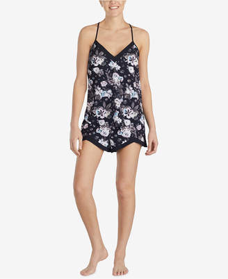 Betsey Johnson Printed Camisole Pajama Set