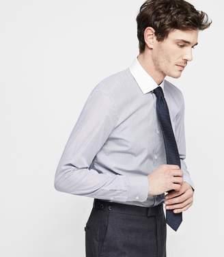 Reiss Richie Contrast Collar Shirt