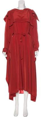 Awake Long Sleeve Maxi Dress