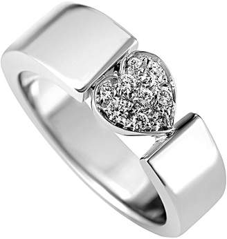 Piaget Heritage  18K 0.10 Ct. Tw. Diamond Heart Ring