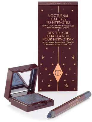 Charlotte Tilbury Nocturnal Cat Eyes to Hypnotise Eyeshadow & Eye Pencil Duo