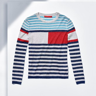 Tommy Cotton Blend Jumper $230 thestylecure.com