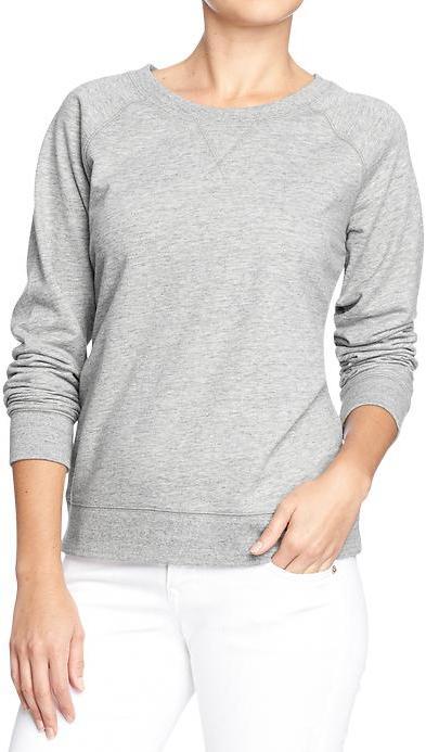 Old Navy Women's Crew-Neck Sweatshirts