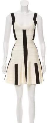 Herve Leger Avery Bandage Dress
