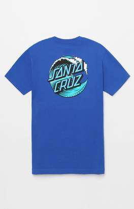 Santa Cruz Wave Dot T-Shirt
