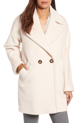 Women's Trina Turk Nancy Double Breasted Coat $575 thestylecure.com
