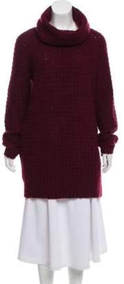 Elizabeth and James Alpaca-Blend Turtleneck Sweater
