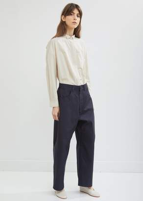 Sofie D'hoore Pomona Contrast Cuff Casual Pants