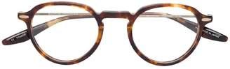 Barton Perreira Elon round frame glasses