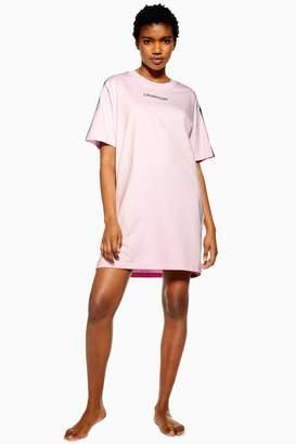 Calvin Klein Womens **Pyjama Shirt By Pale Pink