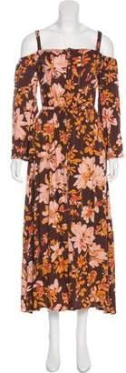 Somedays Lovin Long Sleeve Maxi Dress