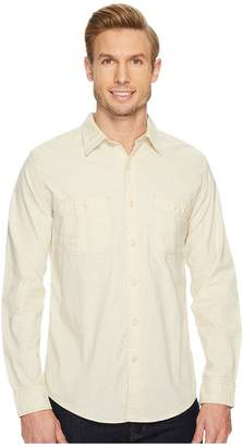 Dockers Premium Slim Chambray Shirt Men's Clothing