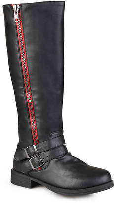 Journee Collection Lady Extra Wide Calf Riding Boot - Women's