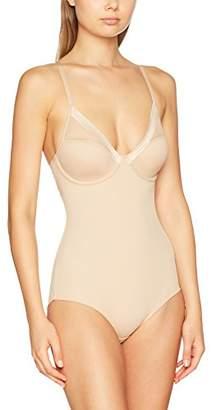 DKNY Intimates Women s Modern Lights-mesh Litewe Shapewear Bodysuit 769dba729