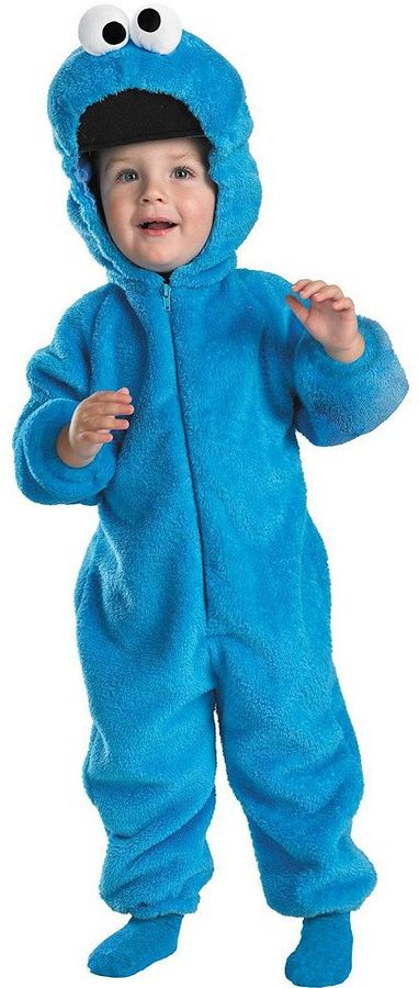 Sesame Street Sesame Street Cookie Monster Costume - Baby