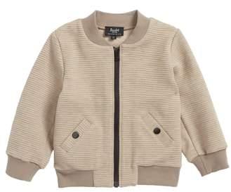 Bardot Junior Ribbed Bomber Jacket