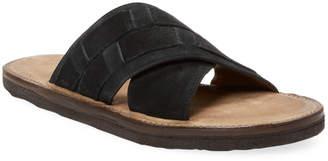 Billy Reid Men's Lynas Criss-Cross Sandal