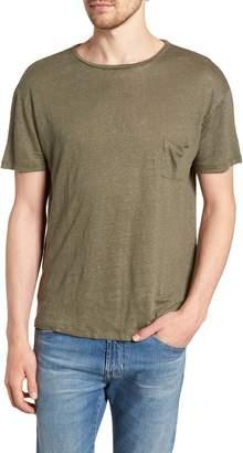 Rails Garrett Linen T-Shirt