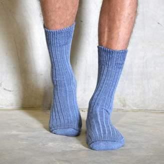 Tom Lane Short Alpaca Boot Socks