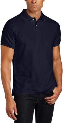 Lee Uniforms Men's Short Sleve Uniforms Polo