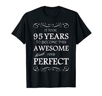 95 yrs years old 95th birthday T-Shirt