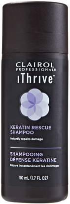 Clairol Ithrive Keratin Rescue Travel Size Shampoo