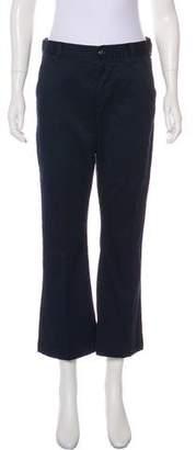 Frame Le Crop Mini Boot Mid-Rise Pants