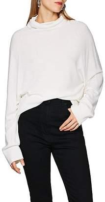 The Row Women's Mandel Merino Wool-Cashmere Sweater - Ivory