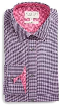 Ted Baker Endurance Slim Fit Box Twill Dress Shirt