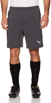 Puma Men's Arsenal Fc Training Shorts with Pockets