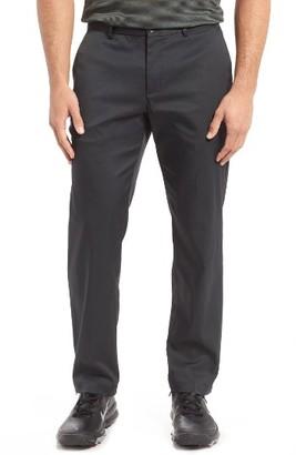 Men's Nike Flat Front Dri-Fit Tech Golf Pants $85 thestylecure.com