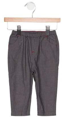 Arsène et les Pipelettes Boys' Woven Straight-Leg Pants
