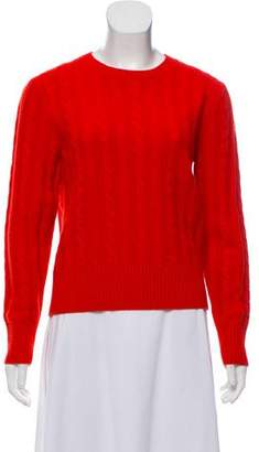 Celine Cashmere Knit Sweater