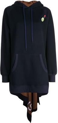 Monse loose knit hoodie