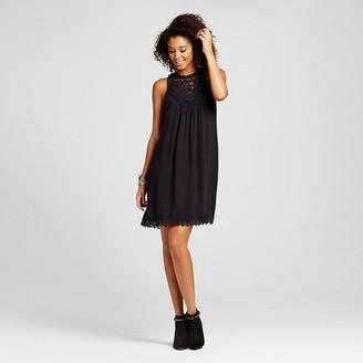 Xhilaration Women's Victorian Sleeveless Shift Dress - Xhilaration (Juniors') $24.99 thestylecure.com