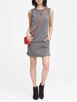 Banana Republic Heathered Sporty Shift Dress