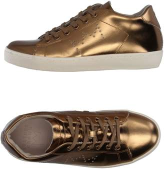 Leather Crown Low-tops & sneakers - Item 11180194AU