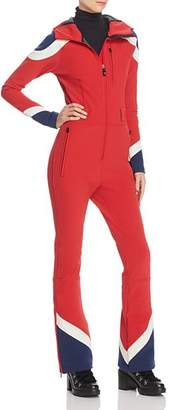 Perfect Moment Allos Color-Blocked Ski Suit
